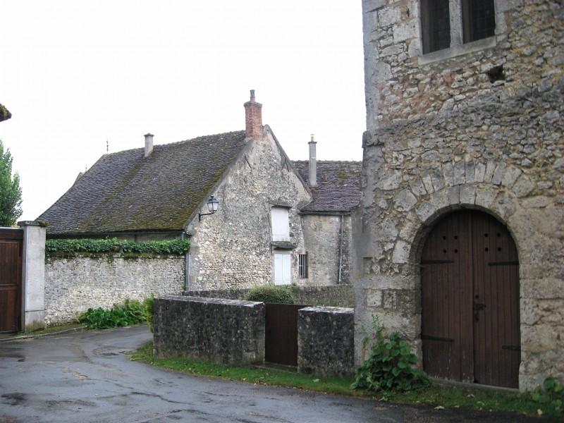 upper town, provins