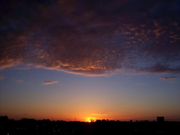 Raleigh Sunrise 060406
