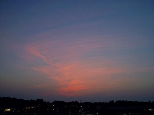 Raleigh Sunrise 060815