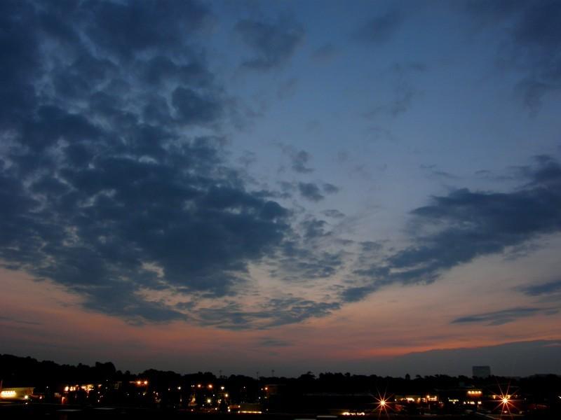 Raleigh Sunrise 070827