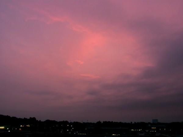 Raleigh Sunrise 070830