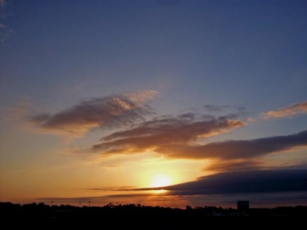 Raleigh Sunrise 050912