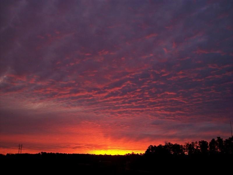 Cary Sunrise 051203