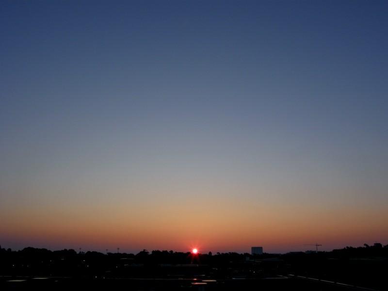 Raleigh Sunrise 070923
