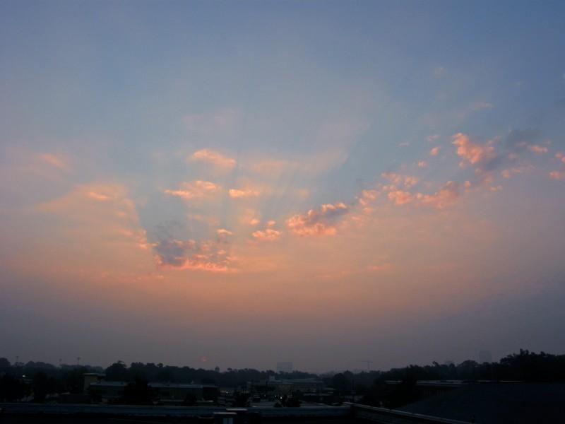 Raleigh Sunrise 070924