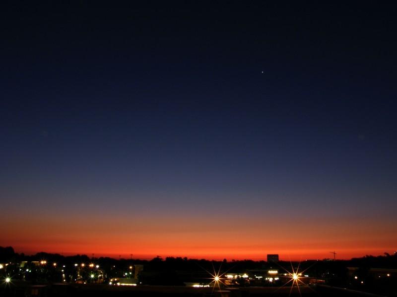 Raleigh Sunrise 20070925