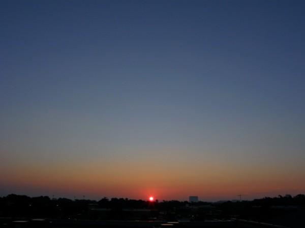 Raleigh Sunrise 070926