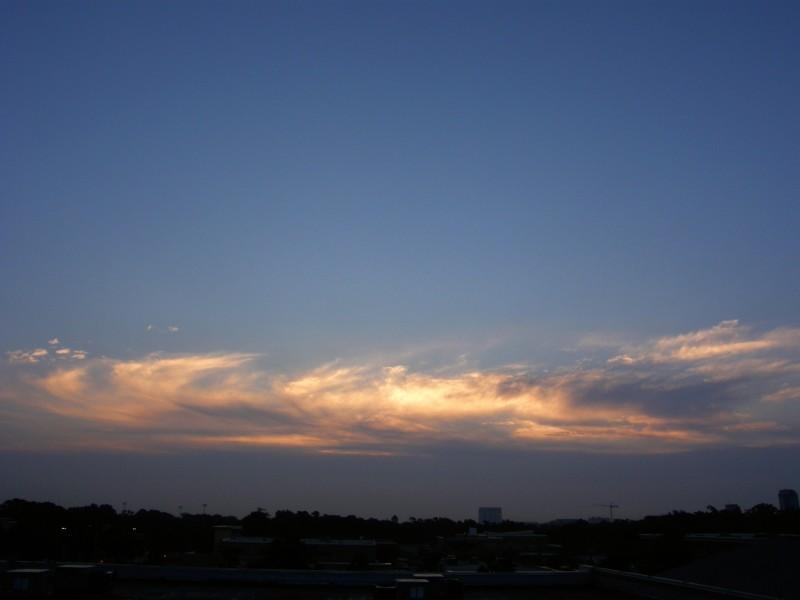 Raleigh Sunrise 20070927