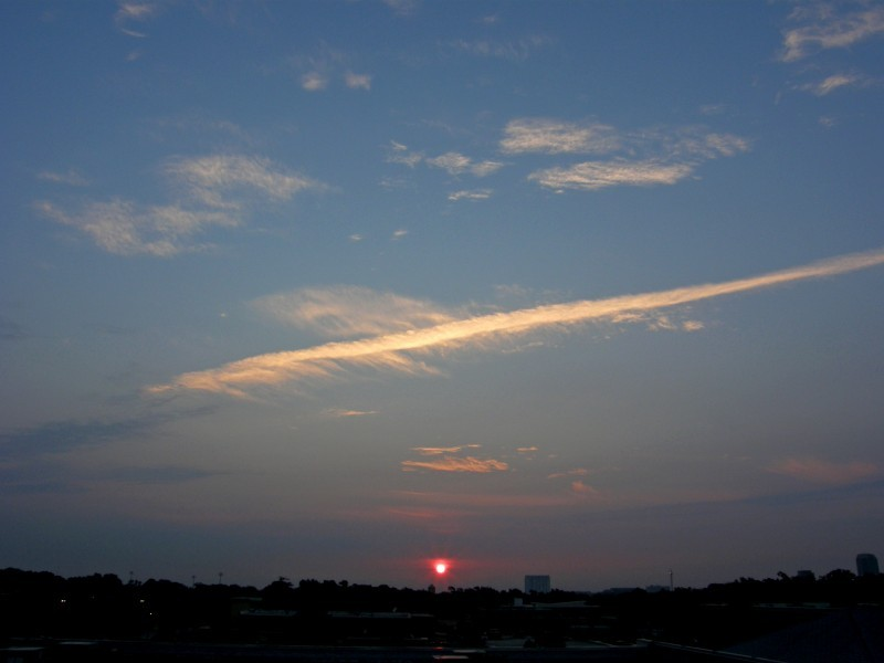 Raleigh Sunrise 20070928