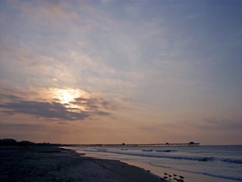 Atlantic Beach Sunrise 20050326