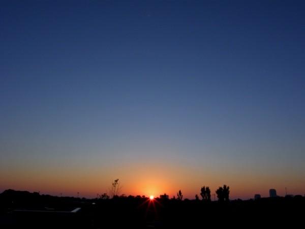 Raleigh Sunrise 20071015