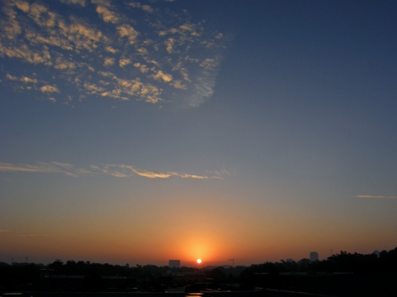 Raleigh Sunrise 20071023