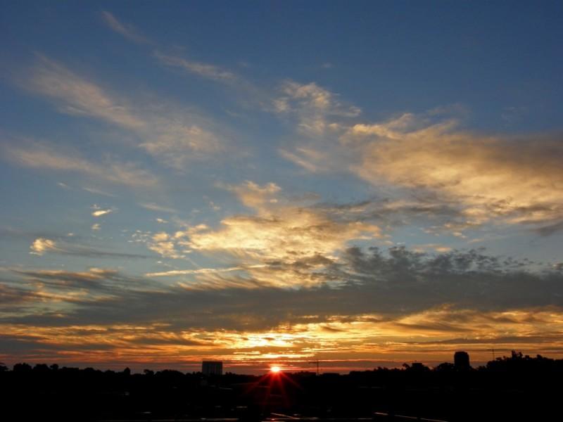 Raleigh Sunrise 20071028