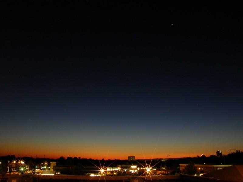 Raleigh Sunrise 20071029