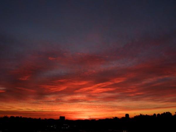 Raleigh Sunrise 20071108
