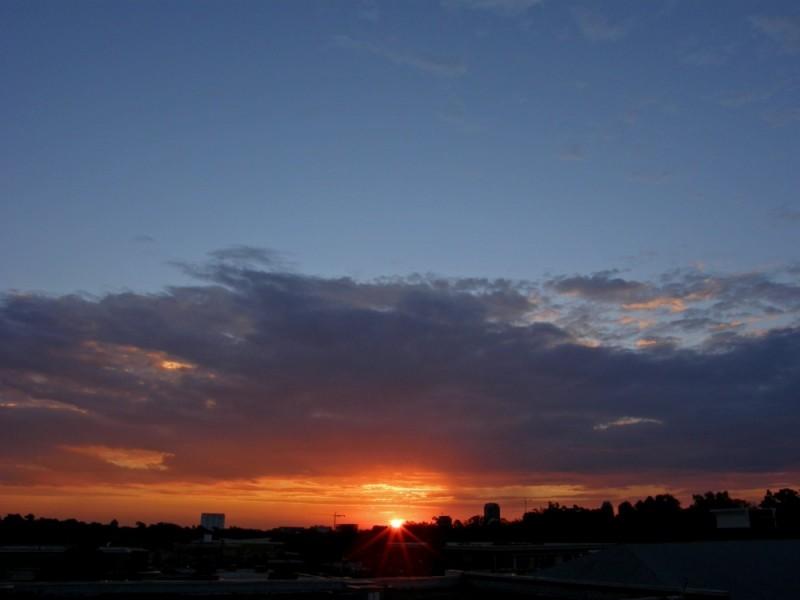 Raleigh Sunrise 20071122