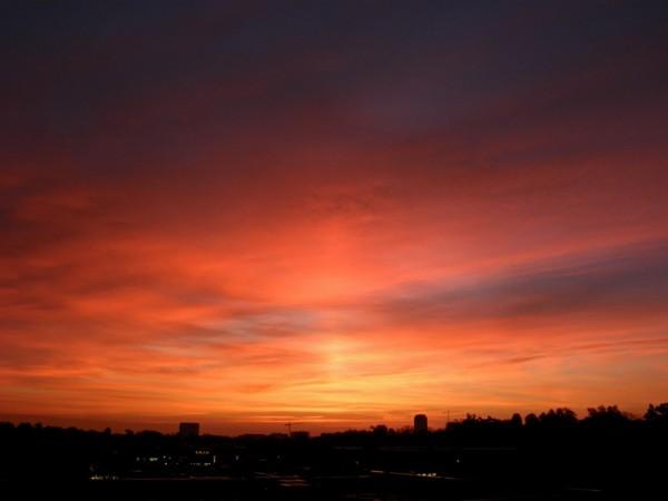 Raleigh Sunrise 20071129