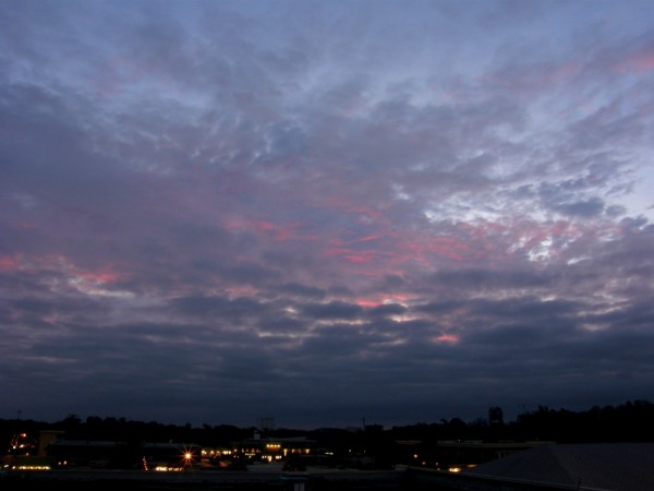 Raleigh Sunrise 20071202