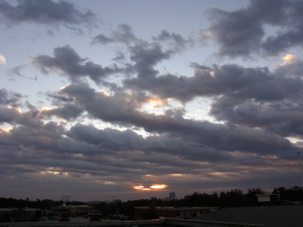 Raleigh Sunrise 20071203