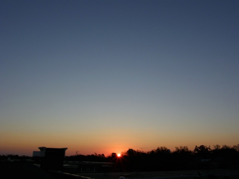 Raleigh Sunrise 071212