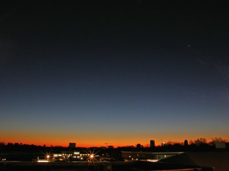Raleigh Sunrise 20071217