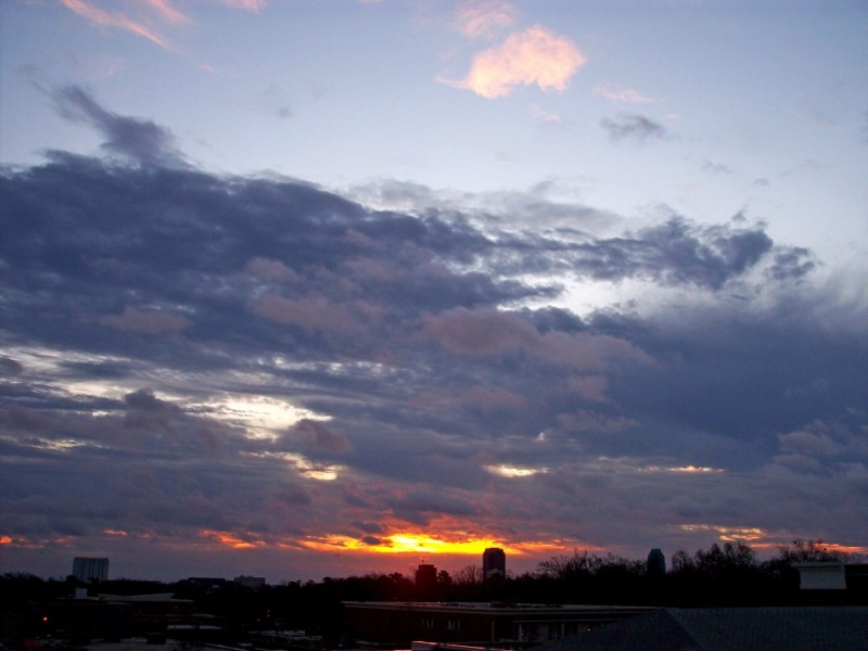Raleigh Sunrise 20061226