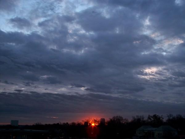 Raleigh Sunrise 20061213