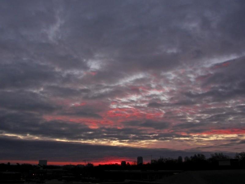 Raleigh Sunrise 20071227