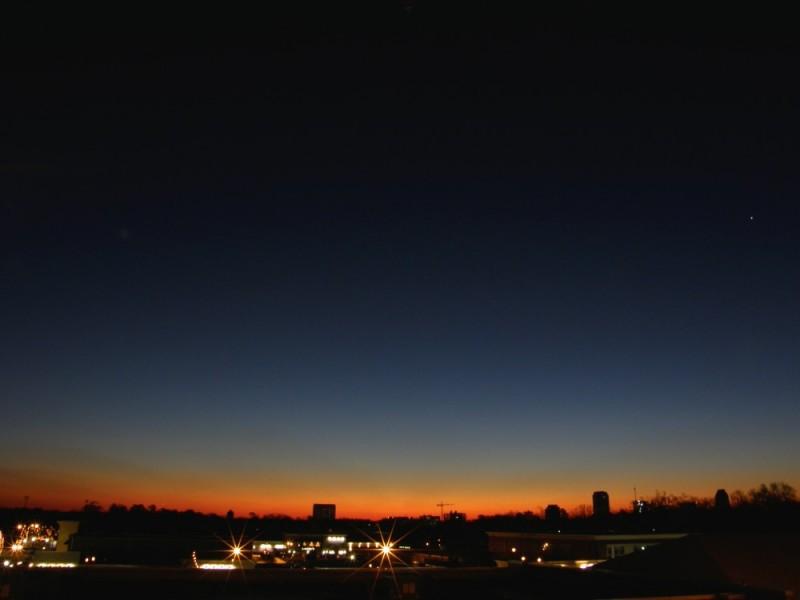 Raleigh Sunrise 20080102
