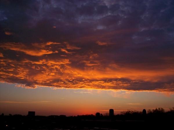 Raleigh Sunrise 20070107