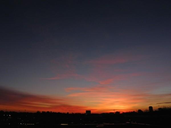 Raleigh Sunrise 20080116