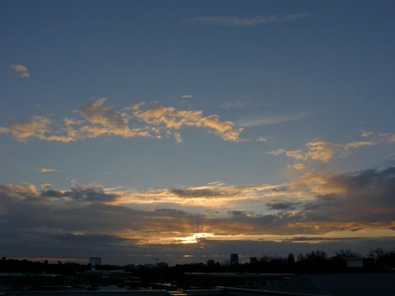 Raleigh Sunrise 20080122