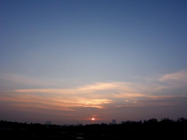 Raleigh Sunrise 20080124
