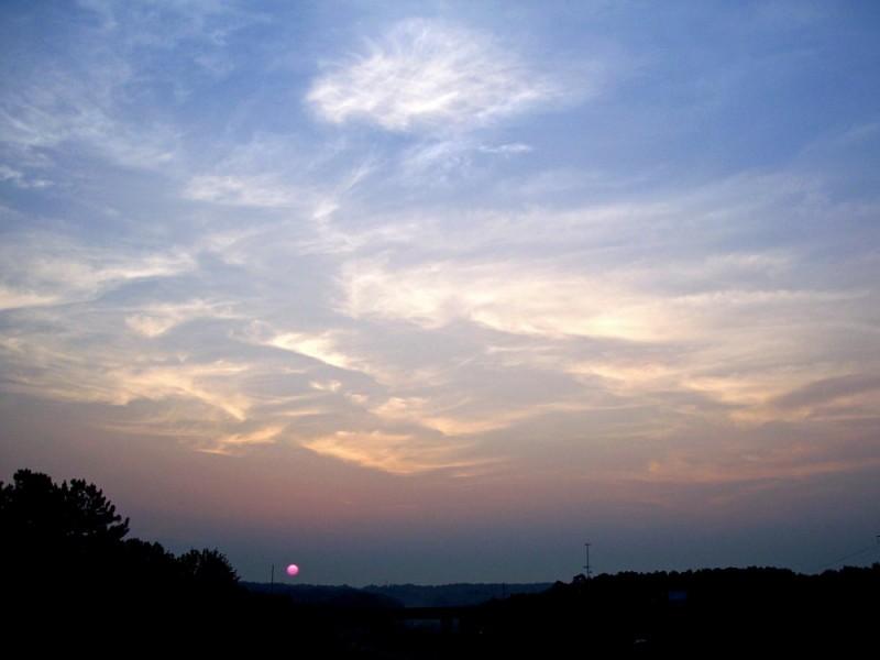 Cary Sunrise 20050710