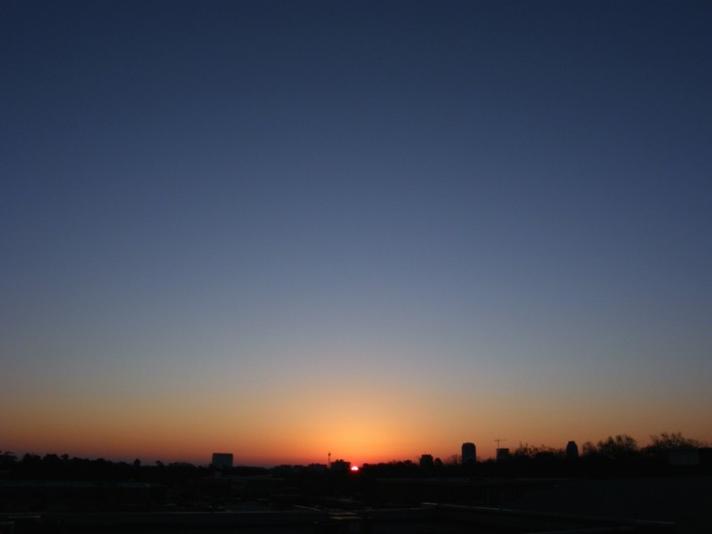 Raleigh Sunrise 20080127