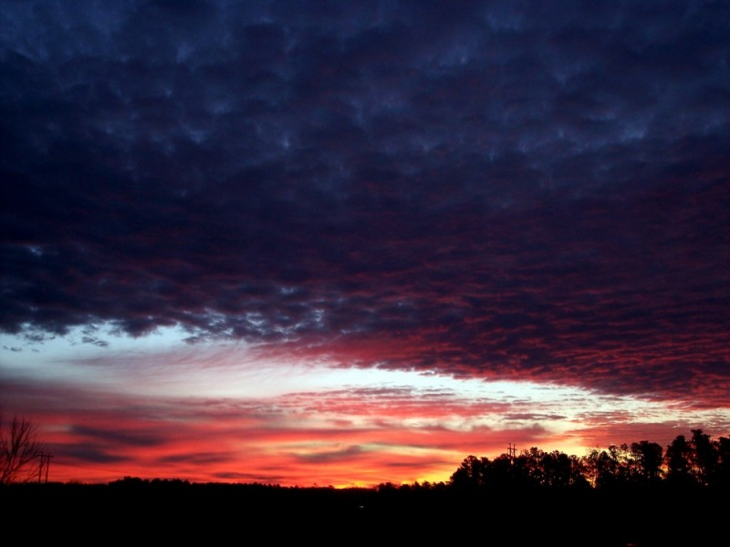Cary Sunrise 20051227