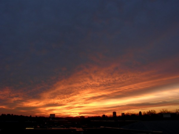 Raleigh Sunrise 20080204