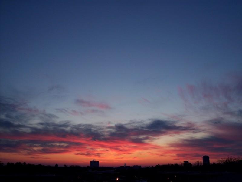 Raleigh Sunrise 20060213
