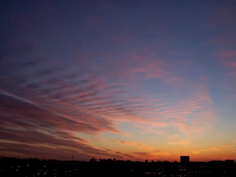 Raleigh Sunrise 20060224
