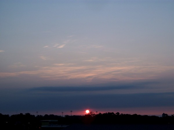 Raleigh Sunrise 20050828