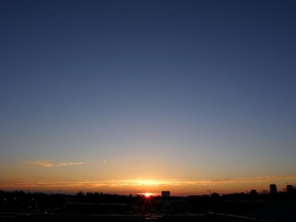 Raleigh Sunrise 20080306