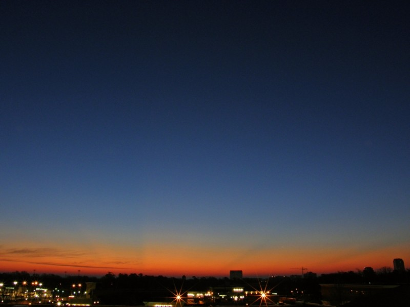 Raleigh Sunrise 20080315