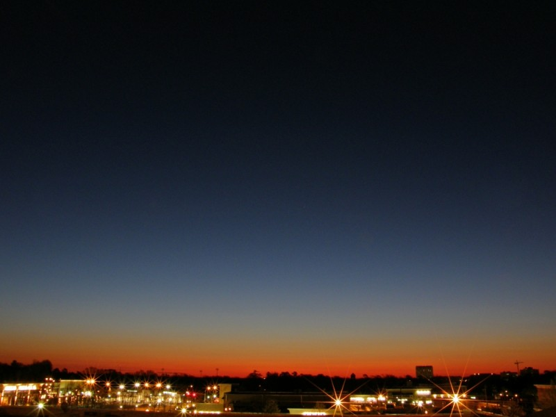 Raleigh Sunrise 20080321