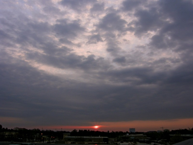 Raleigh Sunrise 20080324