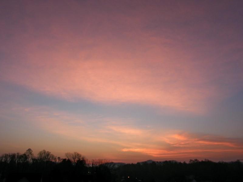 Marion Sunrise 20080410