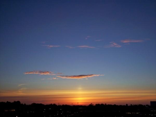 Raleigh Sunrise 20060412
