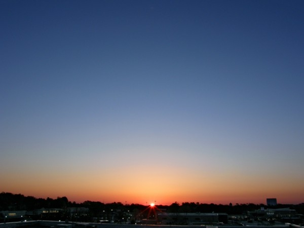 Raleigh Sunrise 20080416