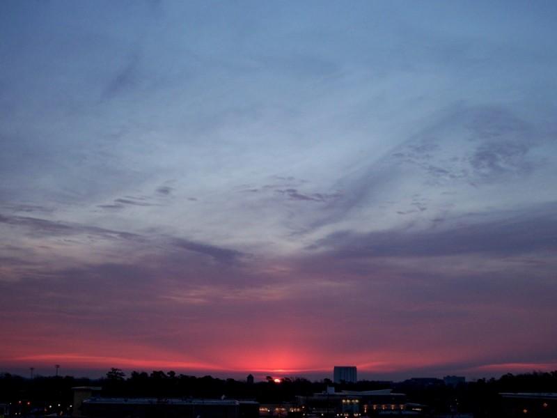 Raleigh Sunrise 20060309