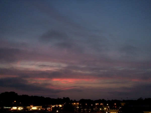 Raleigh Sunrise 20050711