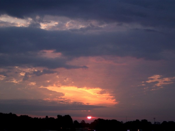 Raleigh Sunrise 20060613